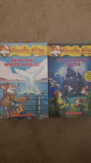 15 Geronimo Stilton Books for Sale in Richmond, TX