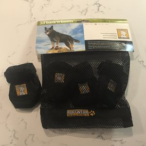 Dog Booties - NEVER USED!! for Sale in Chicago, IL