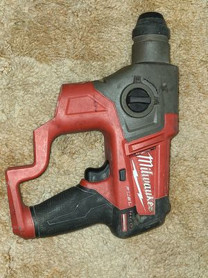 Milwaukee M12 FUEL 12-Volt Lithium-Ion 5/8 in. Brushless Cordless SDS-Plus Rotary Hammer for Sale in San Diego, CA
