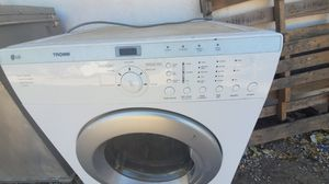 Conjunto de lavadora y secadora LG , LG washer and dryer set for Sale in Calimesa, CA