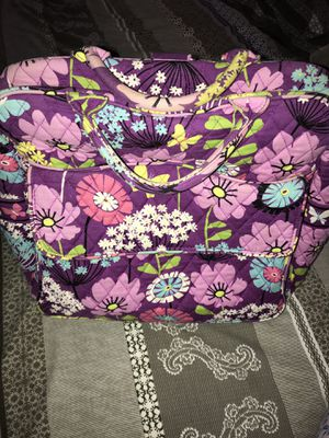 diaper bag from Vera Bradley almost new in great condition for baby girl for Sale in Pembroke Pines, FL