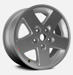 """Aluminum Jeep JK Wheel 17"""" for Sale in Baltimore,  MD"""