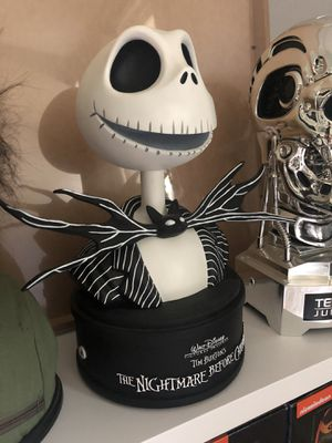 Nightmare Before Christmas Bust for Sale in Annandale, VA