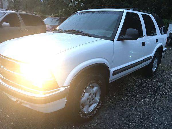 1998 Chevy blazer 4x4