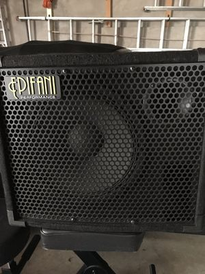 Epifani single 12 bass cabinet. for Sale in Elmira, NY