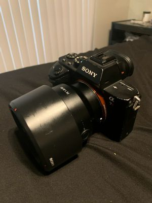 Sony A7R2 for Sale in Garden Grove, CA