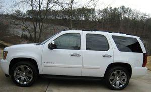 Urgent!'07 Chevrolet Tahoe 4x4Wheels for Sale in Lubbock, TX