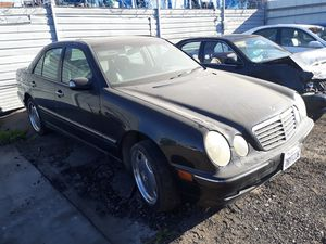 2001 Mercedes Benz E430 for parts only for Sale in El Cajon, CA