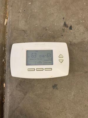 Honeywell thermostat for Sale in Surprise, AZ