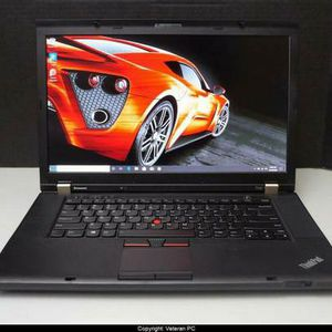 LENOVO Thinkpad T520 Laptop 15,6inch intel i5-2.5GHz 8GB RAM 160GB SSD WIN-10, SUPER FAST LAPTOP for Sale in Los Angeles, CA