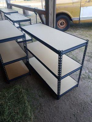 storage shelves for Sale in San Bernardino, CA