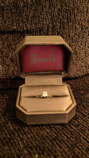 Cushion cut diamond engagement ring for Sale in Denver, CO