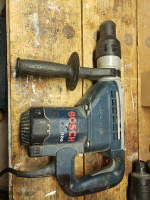 Bosch coring drill for Sale in Brockton, MA