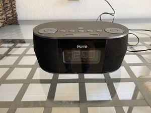 iHome speaker/alarm clock for Sale in San Luis Obispo, CA