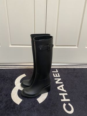 BRAND NEW HUNTER RAIN-BOOT HEELS for Sale in Bothell, WA
