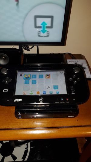 Nintendo Wii U for Sale in River Forest, IL