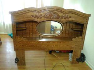 Wooden mirror for Sale in Macon, GA