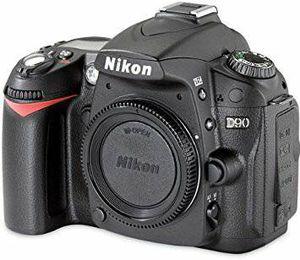 Nikon D90 DSLR + 2 lenses for Sale in Seattle, WA