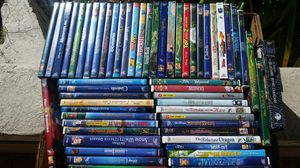 Disney Movies DVD bambi cinderella cars 2 and more pick 10 for $30 for Sale in Dover, FL