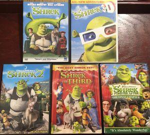 Shrek DVDs for Sale in Thonotosassa, FL