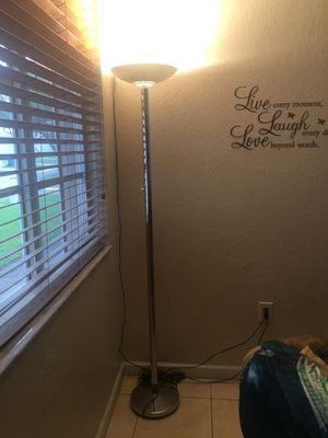 Corner lamp for Sale in Homestead, FL