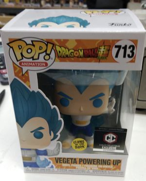 Funko Pop DragonballZ Vegeta Powering Up for Sale in El Cajon, CA