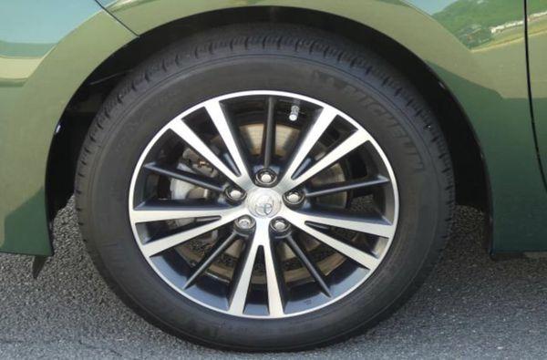 2016 Toyota Corolla Sdn CVT LE