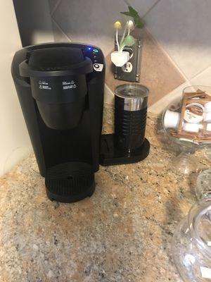 Caffe maker with milk blender for Sale in Falls Church, VA
