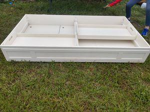 Under bed storage/trundle for Sale in Zephyrhills, FL