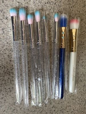 Ipsy SLMissGlam Makeup Brush Set Brand New for Sale in Moreno Valley, CA