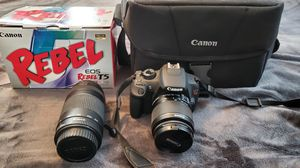 Canon Eos Rebel T5 for Sale in Peoria, AZ