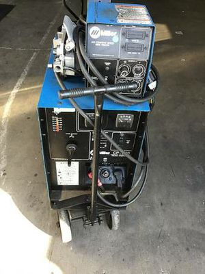 Miller welder CP 200 with S-60 wire feeder for Sale in El Cajon, CA