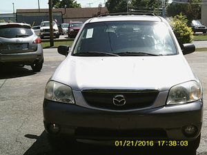 2003 Mazda tribute awd , silver, (#727) for Sale in Columbus, OH