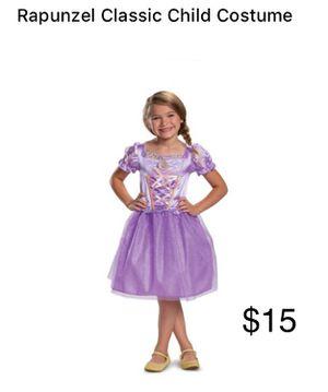 ❄️ Disney Rapunzel Dress Size Medium for Sale in Hesperia, CA