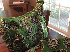 Vera Bradley Hobo Bag Purse & CB Cover for Sale in Apex, NC