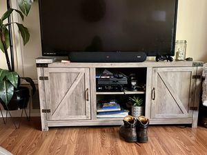 "Rustic Tv Stand 58"" for Sale in Sunnyvale, CA"