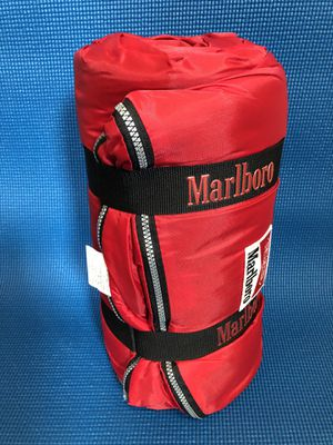 Marlboro Unlimited Red Sleeping Bag NEW for Sale in Fort Lauderdale, FL