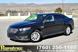 2014 Ford Taurus for Sale in Barstow, CA