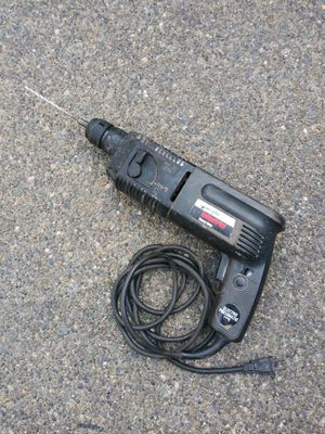 Black & Decker Corded Heavy Duty Industrial Roto Hammer Drill for Sale in Tacoma, WA