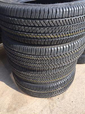 255/70/18 Bridgestone H/T for Sale in Arlington, TX