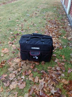 Husky heavy-duty tool bag for Sale in Marengo, OH