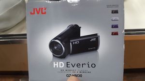 JVC GZ-HM30 HD Everio Camcorder (Black) for Sale in Baltimore, MD
