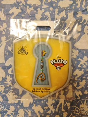 Disneyland/Disney Pluto 90th Anniversary Special Edition Pin for Sale in Redondo Beach, CA