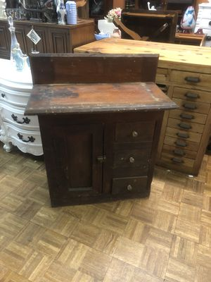 Vintage antique rustic cabinet chest pick up la Mesa for Sale in San Diego, CA