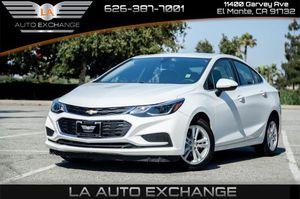 2016 Chevrolet Cruze for Sale in El Monte , CA