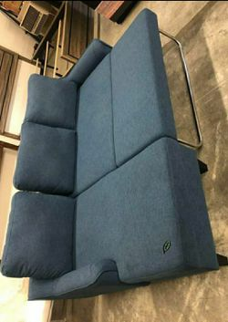 🍷$39 Down Payment . 🍷🍷Jarreau Blue Sofa Chaise Sleeper for Sale in MD,  US