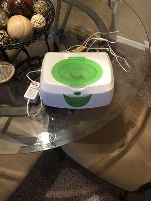 Munchkin Warm Glow Wipe Warmer for Sale in Tyler, TX