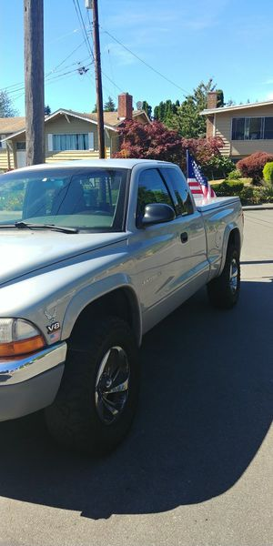 1997 Dodge Dakota SLT 4x4 for Sale in WA, US
