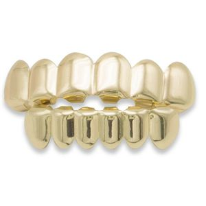 14K Gold Plated Hip Hop Teeth Grillz Top & Bottom Grill Set *NEW HIGH QUALITY!! for Sale for sale  Riverside, CA