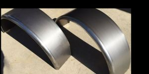 """Single axle trailer fenders for 15"""" & 14 """" tires for Sale in Bakersfield, CA"""